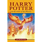 Harry Potter and the Order of the Phoenix (Harry Potter 5)by J.K. Rowling