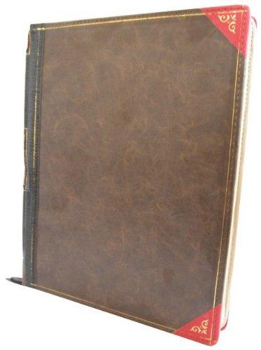 iPad/iPad 2用の古い洋書のような渋い革ケース「BookBook」