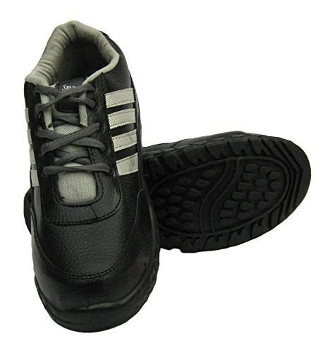 Safari Pro Sprint PVC Safety Shoes Steel toe (Size 10)  available at amazon for Rs.269