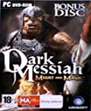 DARK MESSIAH OF MIGHT AND MAGIC PC DVD-ROM