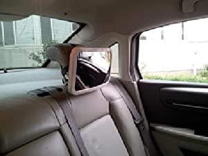 Extra Large Superview Baby Car Seat and Child Safety Parent View Travel Mirror for BMW 3 SERIES