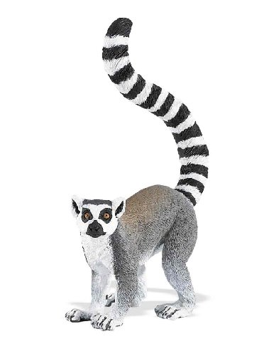 Safari Ltd Wild Safari Wildlife Ring-Tailed Lemur