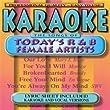 Karaoke: R&B Female Artists 1