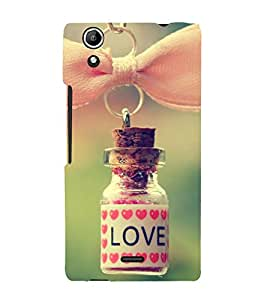 Love Dose 3D Hard Polycarbonate Designer Back Case Cover for Micromax Canvas Selfie 2 Q340