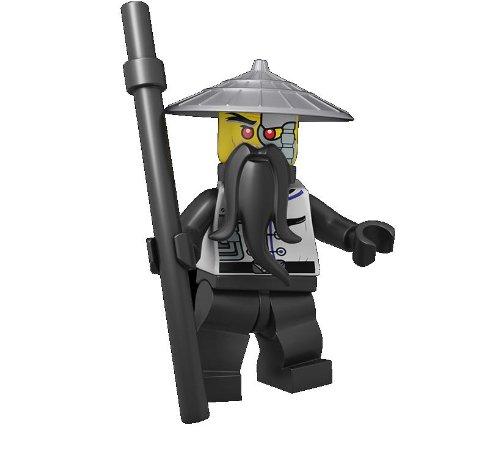 LEGO® Ninjago (TM) Evil Sensei Wu (70725) - 1