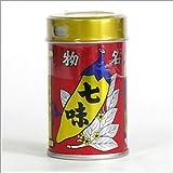 八幡屋礒五郎 七味唐辛子(缶)14g