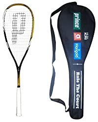 Prince Squash Racket Impact 200 with Cover