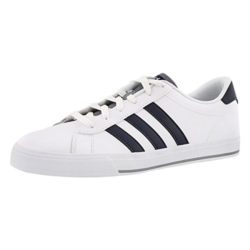 Adidas Mens Daily Lace Up Fashion Sneaker