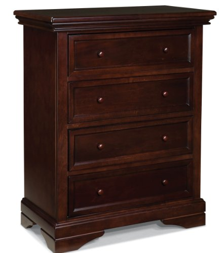 Westwood Design 4 Drawer Chest, Waverly Cottage - 1