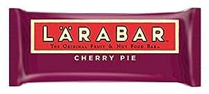 Larabar Gluten Free Fruit & Nut Food Bar, Cherry Pie, 16 - 1.7 Ounce Bars