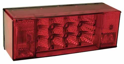 Seachoice Over 80 Inch Wide Submersible Combo Led Light Road / Drivers Side