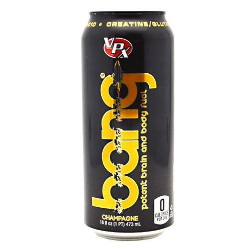 Vpx Bang Champagne Cola 12 Per Case - 16 Fl Oz (1 Pt) 473 Ml