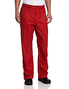 Columbia Men's HydroTech Packable Rain Pant, Small, Sail Red
