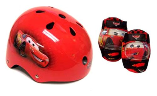 Cars Child Bicycle Protection Pack (Ages 5+)