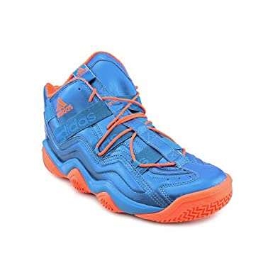 adidas Men's The Top Ten 2000 Sneaker 10 Blue