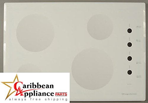318079347 New OEM Frigidaire Glass Cooktop