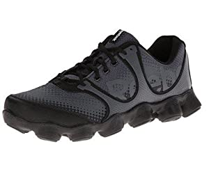Reebok Men's ATV19 Sonic Rush Running Shoe,Graphite/Gravel/Black,9 M US