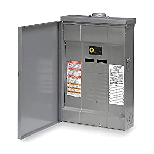 center outdoor 100 a electrical distribution panels