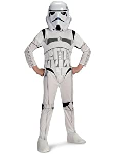 Child Stormtrooper Costume by Rubies Costume Co. Inc