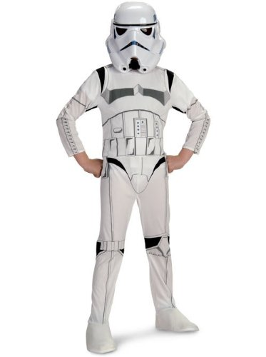 Rubies Star Wars: Stormtrooper Child Costume
