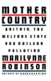 Mother Country (0374526591) by Robinson, Marilynne