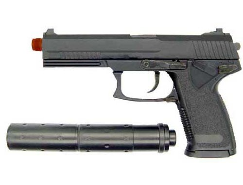 Y&#038;P SOCOM MK23 Gas Airsoft Gun Pistol