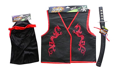 Boys  (The Warriors Vest Costume)