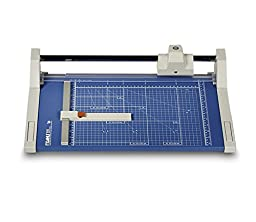 Dahle 550 Professional Rolling Trimmer, Up to 20 Sheet, 14\