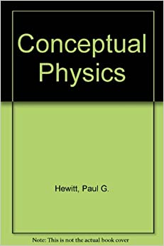 conceptual physics by paul hewitt free download