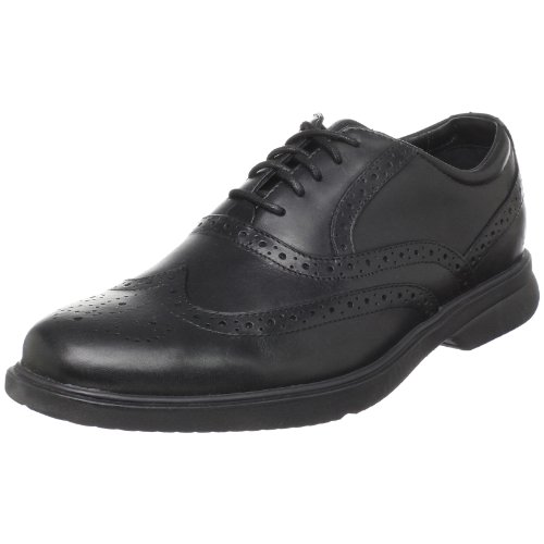 Rockport Men's Arratoon Black Shoe K55926  6.5 UK, 40 EU, 7 US