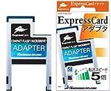 �ϥ���饷������ HAD-EX5CF01 ExpressCard�����ץ�