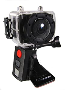 ASTAK ActionPro 1080p HD Video Camera with Waterproof Case CM-7000