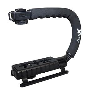 Opteka X -GRIP Henkelgriff für professionelle Kamera / Camcorder - schwarz