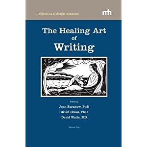 cover for The Healing Art of Writing 2010