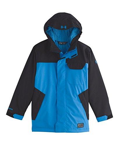 Under Armour Big Boys' Ua Coldgear® Infrared Hacker Jacket Youth Medium Electric Blue