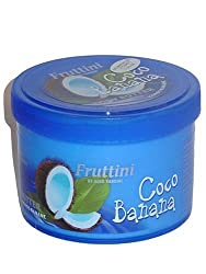 Fruttini Body Butter, Coco Banana, 17-Ounce Jars (Pack of 3)