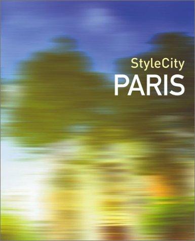 StyleCity Paris, 2003 Edition