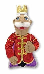 Melissa Doug King Puppet by Melissa & Doug