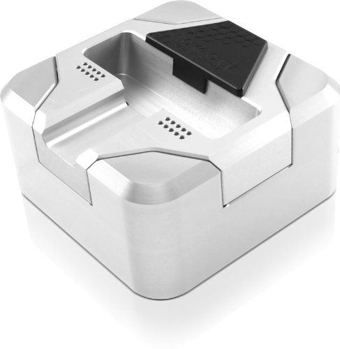 Rokform Rokdock Aluminum Charging And Docking Station For Apple Iphone 5/5S (Natural Aluminum)