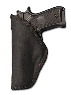 Barsony Gun Concealment Inside The Waistband Holster for Full Size 9mm .40 .45