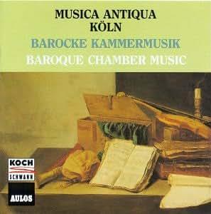 Baroque Chamber Music