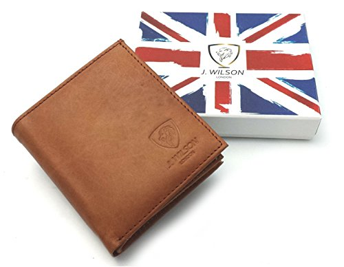 designer-j-wilson-brown-real-genuine-mens-high-quality-leather-wallet-purse-gift-box