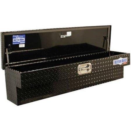 Better Built Side Mount, Truck Tool Box, Black, 60