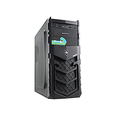 Core I5 Processor / 8 GB RAM / 2TB HDD/ DVD RW / Without Keyboard & Without Monitor