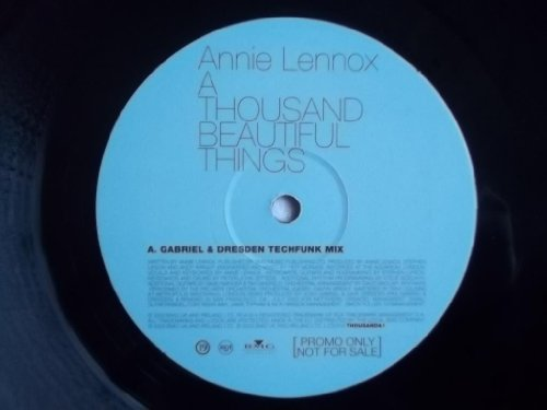 Annie Lennox - A Thousand Beautiful Things (Remix) - Zortam Music