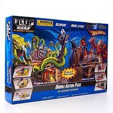 Hot Wheels Octopark and Robot Attack Fold Up N' Go Playsets - Buy Hot Wheels Octopark and Robot Attack Fold Up N' Go Playsets - Purchase Hot Wheels Octopark and Robot Attack Fold Up N' Go Playsets (Hot Wheels, Toys & Games,Categories,Play Vehicles,Vehicle Playsets)
