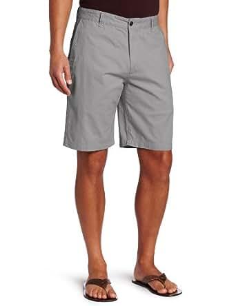 Dockers Men's Perfect Short D3 Classic Fit Flat Front, Sea Cliff, 29
