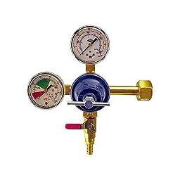 Taprite 742BF - Commercial Grade Double Gauge Co2 Kegerator Regulator