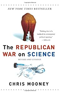 "Cover of ""The Republican War on Science"""