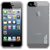 id America IDCA501FRO DryIce Case for iPhone 5 - 1 Pack - Retail Packaging - Clear